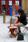 harpiste du petit Champlain