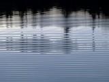 ondes vers la rive