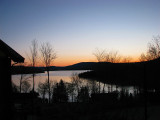 5H00 du matin au lac St-Joseph