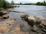 rivière du lac
