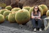 Jardín Cactus - Conchi