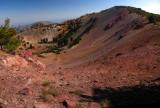 Magee Peak Ridgeline Panorama