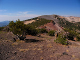 Magee Peak Ridgeline