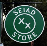 Seiad Valley Store Sign - XX