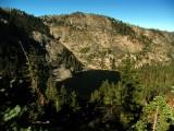 Trail Gulch Lake, formerly known as Long Gulch Lake