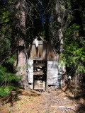 Schlomberg Cabin Outhouse