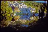 Albert Lake -  Russian Lakes Wilderness