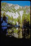 Albert Lake -  Russian Lake Wilderness