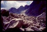 Knife Point Glacier base morain