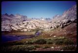 Indian Pass - destination on the ridgeline