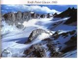 Knife Point Glacier 1985