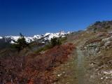 PCT across Copper Mtn