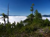 Clouds over the Klamath River