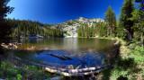 Paynes Lake panorama