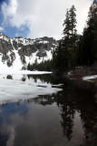Cliff Lake reflections