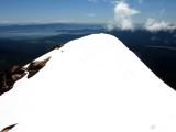 Mt McLoughlin summit 9495ft