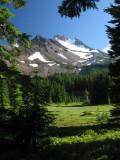 Jefferson Park near my remote camp