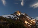 Mt Jefferson sunset