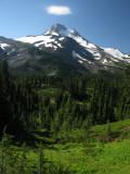 Mt Jefferson on Park Ridge trail