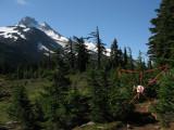 Mt Jefferson Wilderness closed!