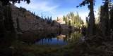 Wolverine Lake Panorama