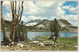 Virginia Lake postcard from 1967