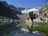 Donahue Basin in Yosemite National Park
