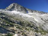 Dayhike across the shoulders of Thompson Peak