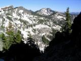 Mount of the Cross peak