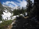 Stuart Creek trail