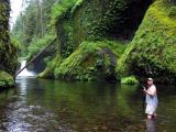 Punch Bowl Falls and Mad Monte