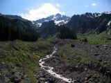 Muddy Creek devastion area