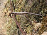 Eagle creek cable anchor
