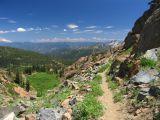 PCT between Boulder Lakes