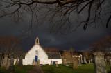 5th April 2009  church at Tongue