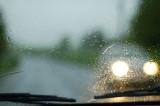 16th May 2009  rainy drive
