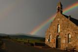 24th May 2009  Blairdaff rainbow
