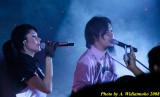 Mulan & Dhani on Stage