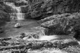 Craig y Dinas Waterfall