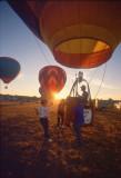 Baloon Sunset