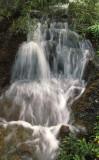 North Carolina Mountain Waterfall