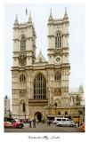 Westminister Abbey - London
