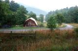 North Carolina Mountain barn