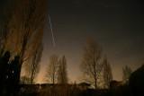 DeBilt, ISS, 9 februari 2008, 17:18 UT