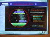 DMS website Leonids 2000