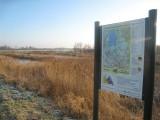 014 - Molenpolder: opstapplaats ter rechterzijde vlakbij de afslag naar oud-Maarsseveen