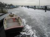 008 - Loosdrecht: opstapplaats bij eetcafe de (ijs-) eend...