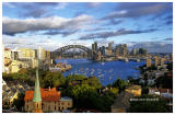 Sydney Harbour view in daytime (new)