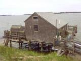 Uncle Robert's boathouse, Cape Cod, Boston