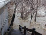 path under water, no va